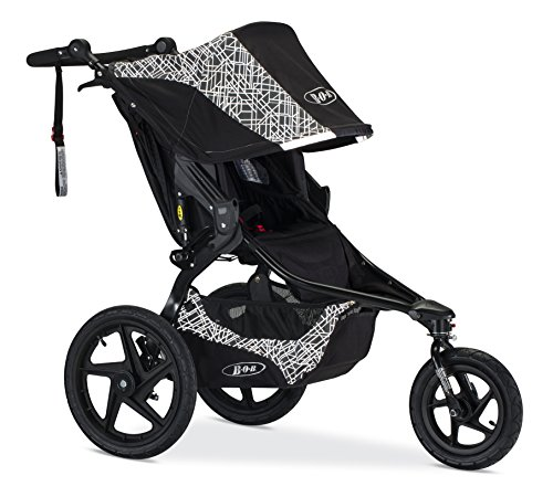 Price comparison product image BOB 2016 Revolution Flex Jogging Stroller,  Lunar