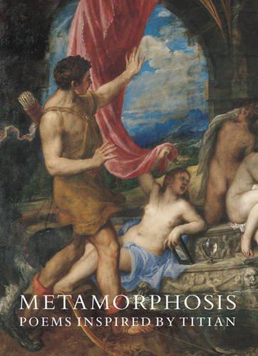 Metamorphosis Nicholas Penny Patience Agbabi 9781857095470 Amazon Com Books