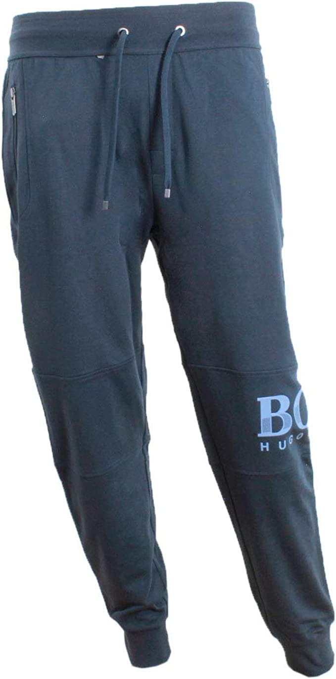 Hugo Boss 50414654 403 - Pantalones de chándal con Logo ...