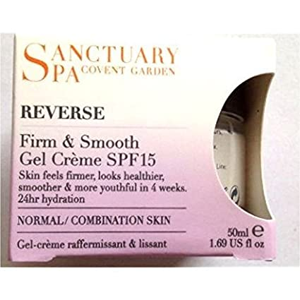 Sanctuary Spa Reverse Firm & Smooth Gel Creme Spf15 Normal/Combination Skin