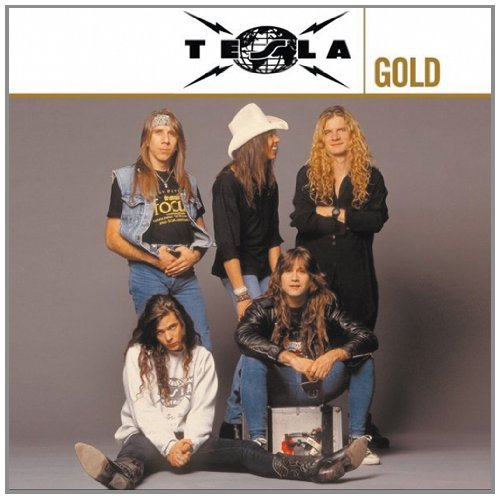 CD : Tesla - Gold [Remastered] [Brilliant Box] (Remastered, Brilliant Box, 2 Disc)