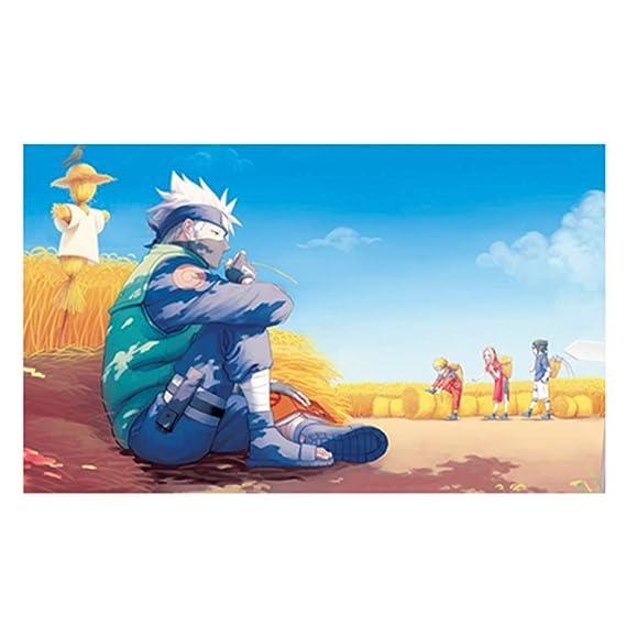 Vinilo Adhesivos de pared Comics Japonés Naruto y Sasuke Anime ...