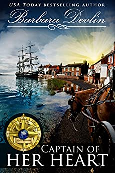 Captain Of Her Heart (Brethren of the Coast Book 5) by [Devlin, Barbara]