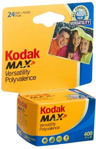 Kodak Kodacolor Gold 400 GC Color Negative Film ISO 400, 35m