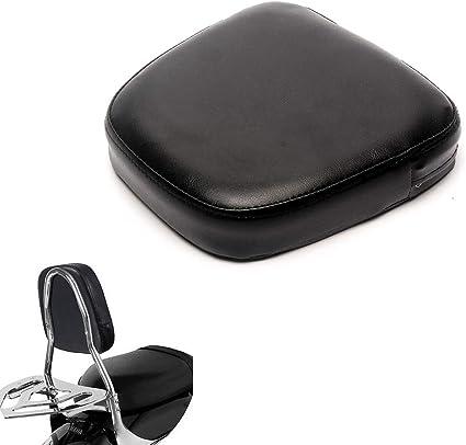 Yipianyun Respaldo De Coche El/éctrico Asiento Respaldo Almohadilla Cintura Respaldo Modificado Coj/ín Almohadilla Respaldo para Moto Universal