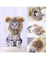 Pet Leso Cat Dog Christmas Hallpween Hat Costume