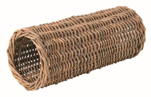 Willow Tunnel For Small Animals For Rabbits 20cm Diameter / Length 38cm by Trixie