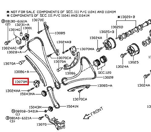 Infiniti M56 Timing Belt Timing Belt For Infiniti M56