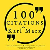 100 citations de Karl Marx | Karl Marx