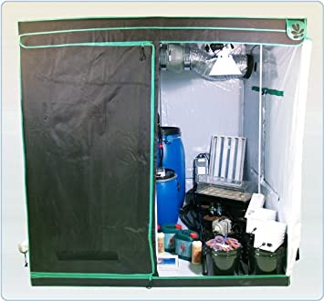 The Big Mamma 2m x 2m x 2m Grow Tent (TENT ONLY. & The Big Mamma 2m x 2m x 2m Grow Tent (TENT ONLY... IF YOU WANT THE ...