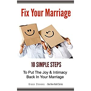 One New Habit to Fix Your Marriage Audiobook