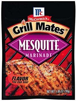 Marinades Grill Mates Marinade Mix Mesquite - 12 Pack