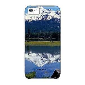 Lmf DIY phone caseDurable Protection Case Cover For iphone 5/5s(broken Top Volcano Sparks Oregon)Lmf DIY phone case