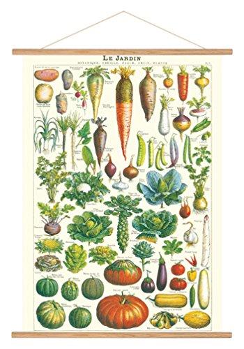 Cavallini Papers & Co. Cavallini Vintage Jardin Hanging -