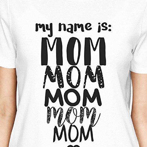 mujer para de Printing corta 365 Talla Camiseta manga xnXppYz