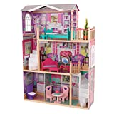 KidKraft 18-Inch Dollhouse Doll Manor, Gift for Ages 3+