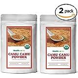 Healthworks Camu Camu Powder Organic, 8oz (2 4oz Packs)