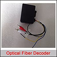 MCWAUTO Optical fiber decoder/canbus for Mercedes Benz ML/R Series; For Porsche Cayenne Series