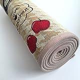 NFS Kitchen Rug Carpet Cotton Elastic Absorbent Non