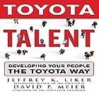 Toyota Talent: Developing Your People the Toyota Way Hörbuch von Jeffrey K. Liker, David P. Meier Gesprochen von: Dave Clark