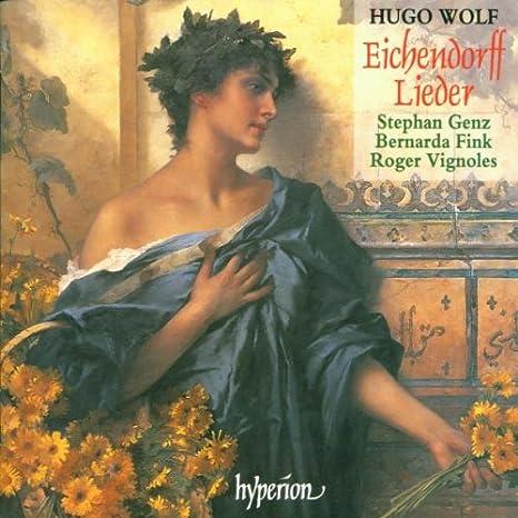 Wolf: Lierder Di Eichendorff: S. Genz, B. Fink: Amazon.it: Musica