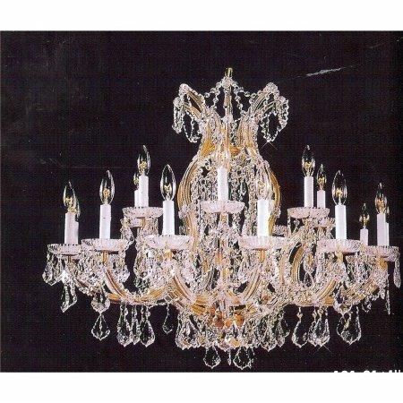 Weinstock Lighting 483694-24+1H Crystal Chandelier