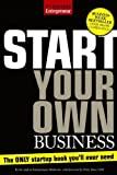 img - for Start Your Own Business, Fifth Edition: The Only Start-Up Book You'll Ever Need (2010-10-06) book / textbook / text book