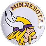 NFL Minnesota Vikings 9 3/4'' Ceramic Plate (Dinner)