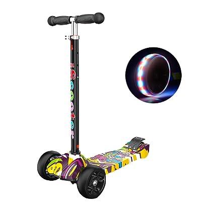 Patinetes clásicos Kick Scooter para niños de 2 a 16 años ...
