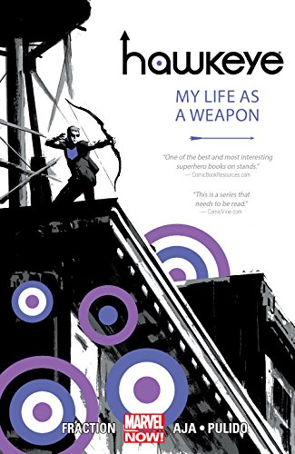 Hawkeye Vol. 1: My Life As A Weapon (Hawkeye Series)