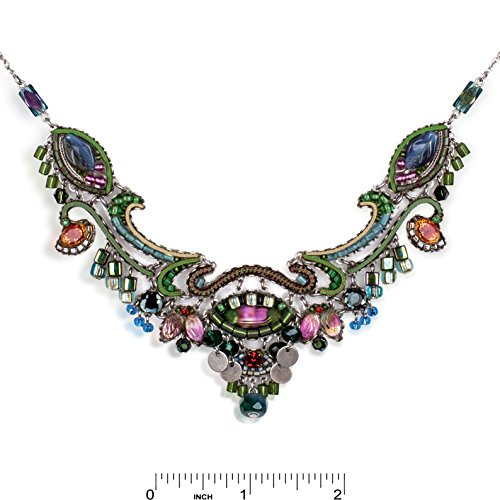 Ayala Bar Jewelry, Spirit Color Group, Fashion Necklace, from The Artazia Fall-Winter Collection - N3200