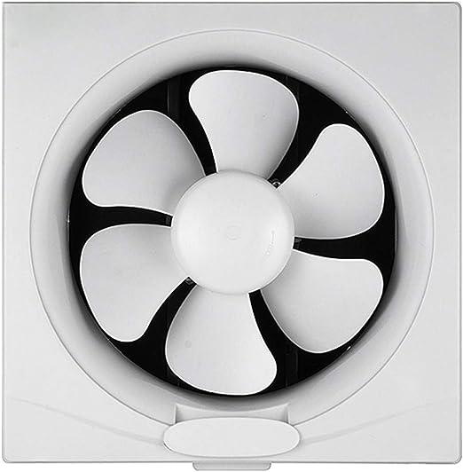 Ventilador Extractor Ventiladores de Escape del hogar bajo Ruido Ventilador Ventilador Tipo de Ventana Ventilador ...