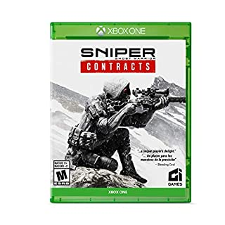 Sniper Ghost Warrior Contracts Xbox One - Xbox One