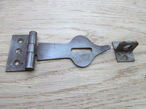World® Ironmongery-Cerniera di sicurezza, per porta con serratura a scatola, ecc, spearhead Ironmongery World