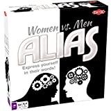 Tactic Games US Women vs Men Alias Board Game