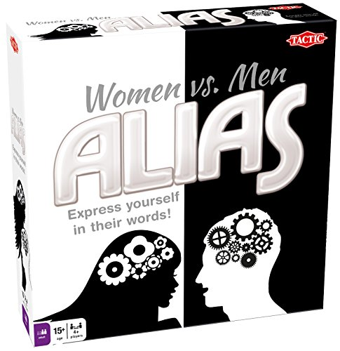 Women vs Men Alias Board Game