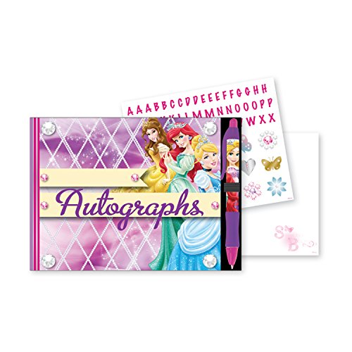 Disney's Princess Decorate Your Own Autograph Book Kit