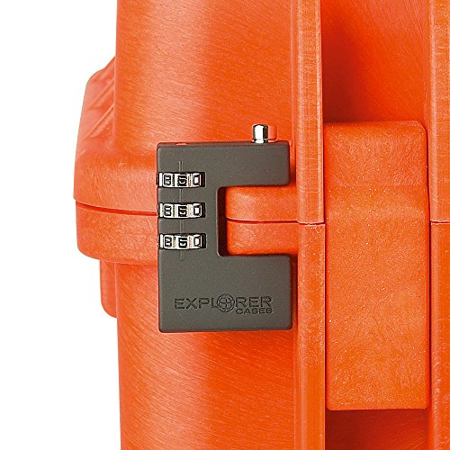 Explorer Cases Padlock with 3 Digits by Explorer Cases