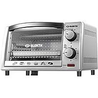 Elekta Toaster Oven 9 Liter Electric Oven, Silver ETO-911(A)