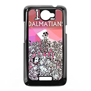 HTC One X Phone Case 101 Dalmatians Cover Personalized Cell Phone Cases NGH838133