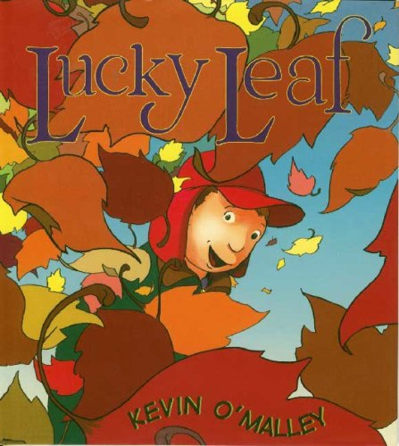 library-book-lucky-leaf-rise-and-shine