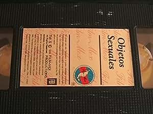 Objetos Sexuales [VHS]