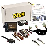 MPC Complete 1 Button Remote Start Kit for 2010-2018 Hyundai & Kia Key to Start - Includes T-Harness