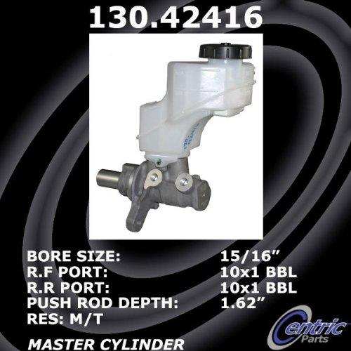 Centric Brake Master Cylinder 130.42416
