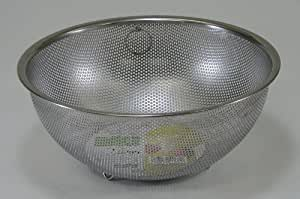 24cm ring with SUI-3028 The colander SUI Frisch punching (japan import)