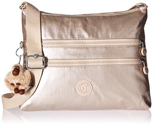 Metallic Cross Body Bag - 1