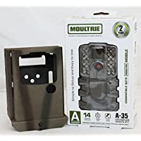 Moultrie A-35 Game Camera and Camlockbox Security box