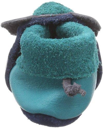 Pololo Jonathan Jungen Flache Hausschuhe Blau (tobago/waikiki 734)