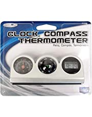 Custom Accessories 11159 Compass, Clock and Thermometer Combo
