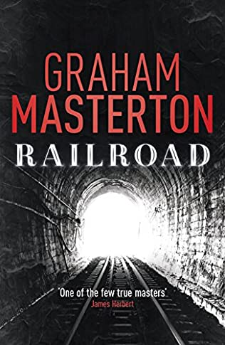 book cover of Railroad